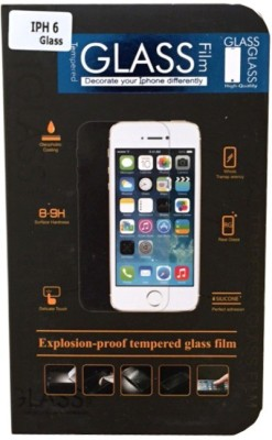 Retailadda I644401 Tempered Glass for Apple iPhone 6s, Apple iPhone 6