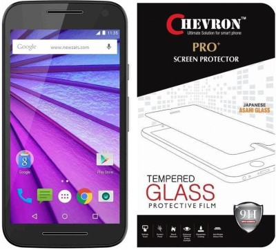 Chevron O28 Three Pro+ Tempered Glass for Moto G Turbo Edition