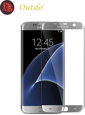 Outdo High Quality 9H, Crystal Clear, 2.5D Round Edge, 0.33mm Premium Tempered Glass for Samsung Galaxy S7 Edge