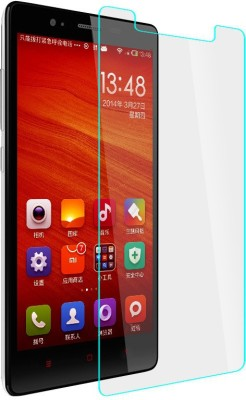 B R Creation TuffenRN4G Tempered Glass for Redmi Note 4G