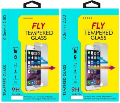 Fly FLY-XT1079 Tempered Glass for Motorola Moto G2 (2nd Gen) Pack Of 2
