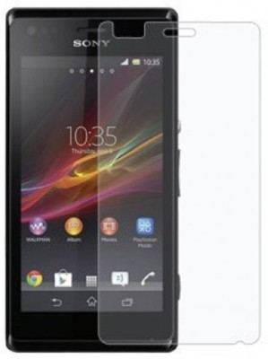 Vipar XP-MGL Tempered Glass for Sony Xperia M