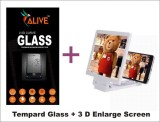 Alive SAMSUNG ON 7 Tempered Glass for 2....