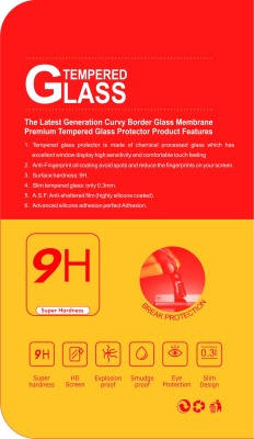 AmzaTech Shed Power Charlie TP365 Tempered Glass for Micromax Canvas Fire 3 A096