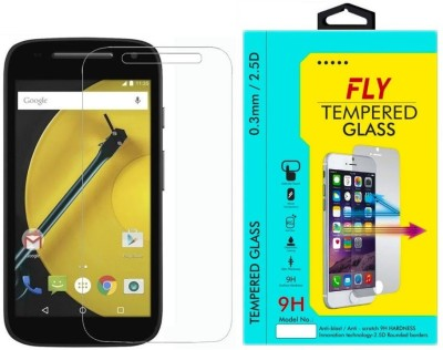 Fly FLY-OILCOATED-XT1506 Tempered Glass for Motorola Moto E2 (2nd Generation)