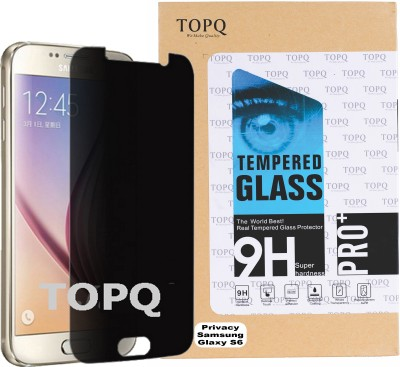 TOP Q TQSGS6 H+PRO Anti-Privacy Tempered Glass for Samsung Galaxy s6