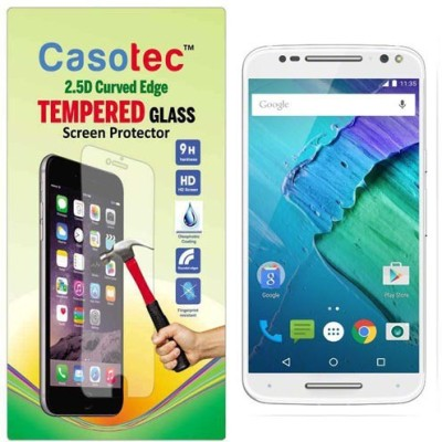 Casotec 2610762 Tempered Glass for Motorola Moto X Style