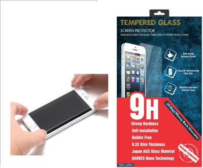 Royal Touch 9H HARD 100 Mirror Screen Guard for Nokia Lumia 435