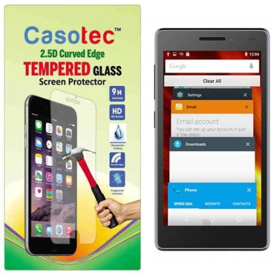 Casotec 2610917 Tempered Glass for Micromax Bolt Q332