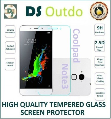 Outdo Tempered Glass Guard for CoolPad Note3