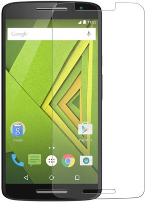 Exclusive Luks Tempered Glass Guard for Moto X Play