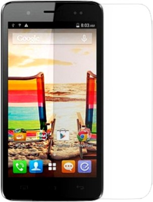 TOS Mirror Screen Guard for Micromax A069