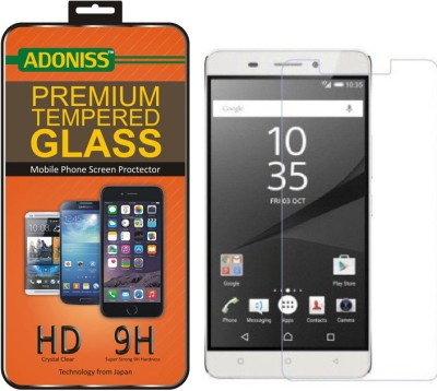 Adoniss Tempered Glass Guard for Gionee Marathon M5 Lite