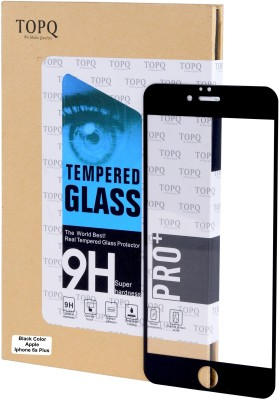 TopQ Tempered Glass Guard for Apple Iphone 6s Plus