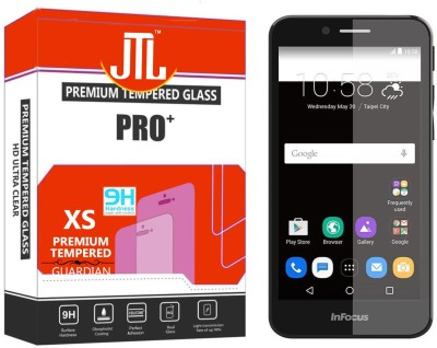 JTL HD Ultra Clear Tempered Glass 106 Tempered Glass for InFocus M260
