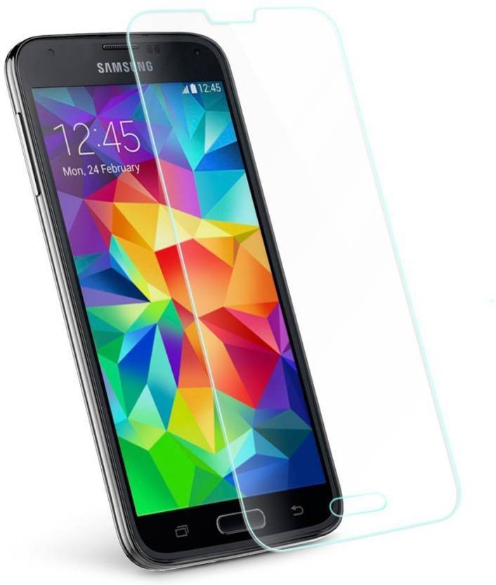 Peezer Tempered Glass Guard for SAMSUNG Galaxy J7 - 6 (New 2016 Edition)