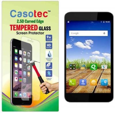 Casotec 2610916 Tempered Glass for Micromax Canvas Mega E353