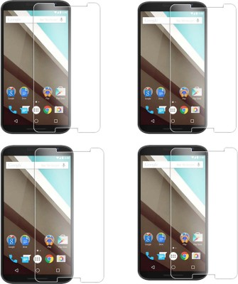 Accezory Tempered Glass Guard for Motorola Moto G4 Plus