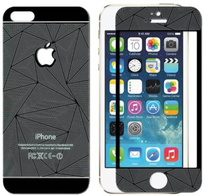 My Style Apple Iphone 5/5S Tempered Glass for Apple Iphone 5/5S