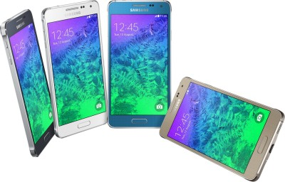 RVR SM - G850 Tempered Glass for Samsung Galaxy Alpha