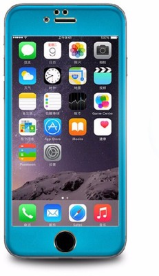 WowObjects AI6PLUS_BLUE_TG_09 Tempered Glass for Apple iPhone 6 Plus