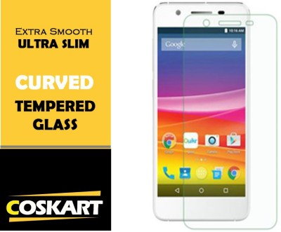 Coskart CT623 Tempered Glass for Micromax Canvas Blaze 4G Q400