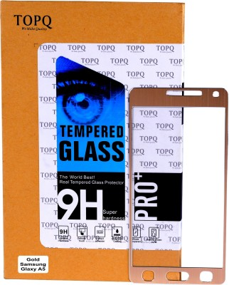 TopQ Tempered Glass Guard for Samsung Galaxy A5