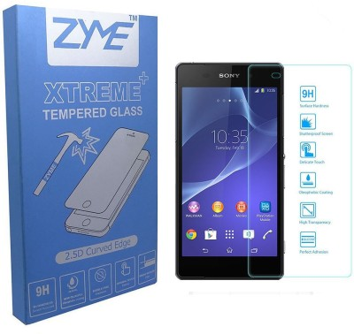 ZYME Tempered Glass Guard for Sony Xperia Z2