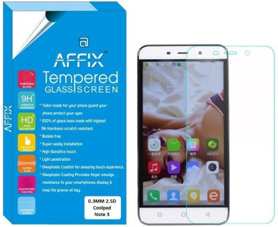 Affix PTG0083 Premium Tempered Glass for Coolpad Note 3 (5.5