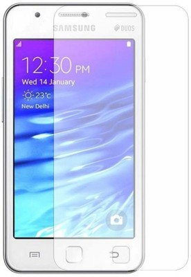 Giftico 107Ultra Thin 0.26mm Explosion-proof 2.5D Curve Edge 9H Tempered Glass for Samsung Z1