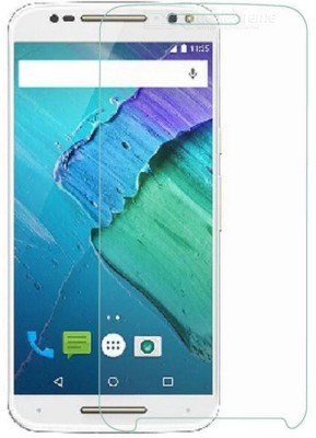 Navya Creations UFC1TMP12 Tempered Glass for moto x style