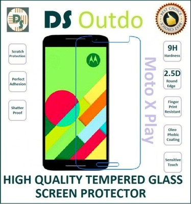 Outdo Tempered Glass Guard for Motorola