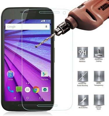 Glass Pro G3rd Tempered Glass for Moto G(3rd Generation)