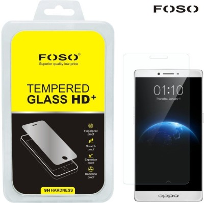 Foso Tempered Glass Guard for Oppo R7 Plus
