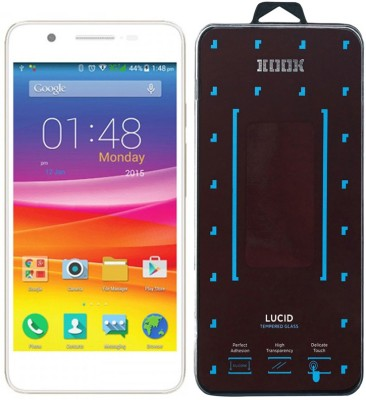 Crook Tempered Glass Guard for Micromax Canvas Hue 2 A316