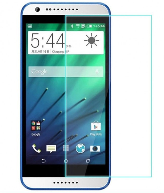 Fonezone Tempered Glass Guard for HTC Desire 620