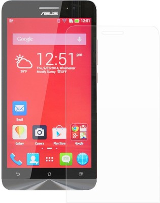 Captcha Premium Asus compatible 0.3mm Shatter Proof / Mirror Scratch Resistant Glass 2 Tempered Glass for Asus Zenfone 6