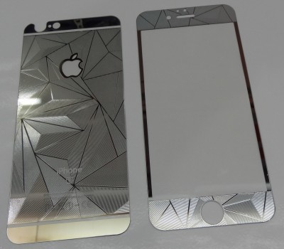 Accessories Hub AP 2008 Tempered Glass for Apple I Phone 6/6s 3D Colour Tempered Glass