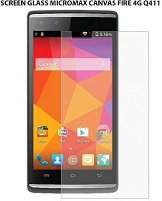 Mobikare TG-200cO20 Tempered Glass for Micromax Canvas Fire 4G Q411