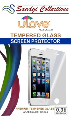 Saadgi Collections Gne_S5.1-Tmp_1 Tempered Glass for Gionee S5.1