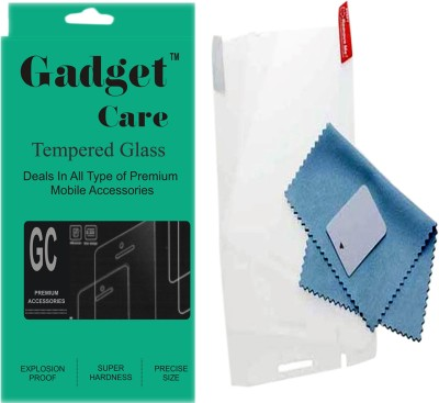Gadget Care Tempered Glass Guard for Gionee S Plus