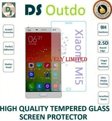 Outdo Xiaomi MI 5 High Quality Tempered Glass Screen Protector Tempered Glass for Xiaomi MI 5