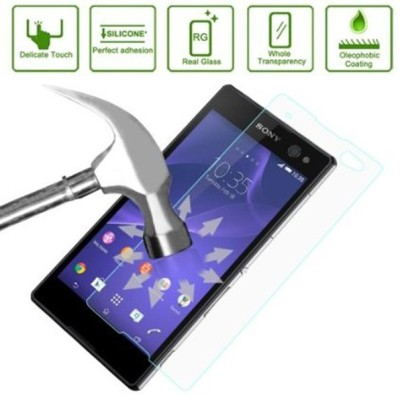 Crook Power HD-237 Tempered Glass for Sony Xperia C3
