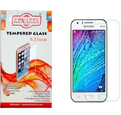 Konarrk O8_15-55 Tempered Glass for Samsung Galaxy J5