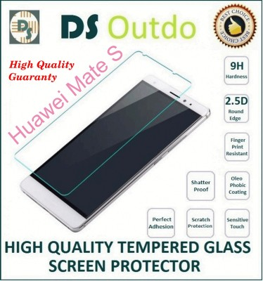 Outdo Huawei Mate S High Quality Premium Tempered Glass Screen Protector Tempered Glass for Huawei Mate S