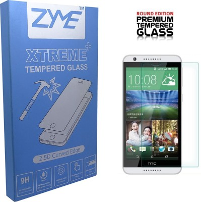 ZYME Tempered Glass Guard for Htc Desire 820