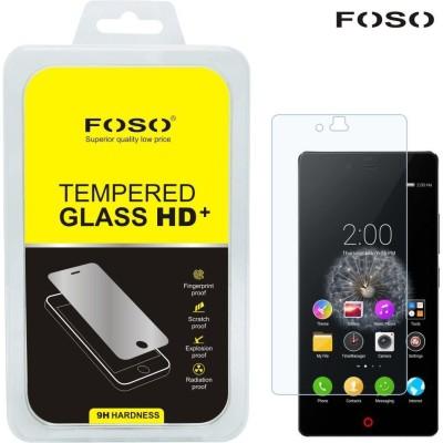 Foso Tempered Glass Guard for Nubia Z9 Mini