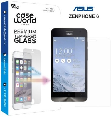 Case World TGZ6 Tempered Glass for Asus Zenfone 6