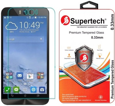 Supertech ZD551KL-1I202WW Premium 0.33mm HD Clear Screen Protector Tempered Glass for Asus Zenfone Selfie 5.5