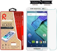 Raydenhy Tempered Glass Guard for Motorola Moto X Style
